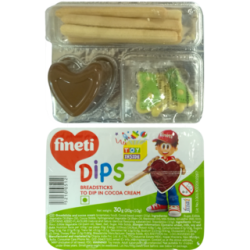 CHIPITA-FINETI DIPS+TOY 30GR