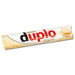 FERRERO-BAR DUPLO WHITE 18,2GR