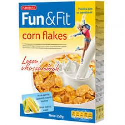 FLORIDA-CORN FLAKES 250GR