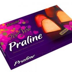 KANDIT-PRALINE FOR YOU 280GR
