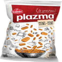 BAMBI-PLAZMA MINI MINI 200GR